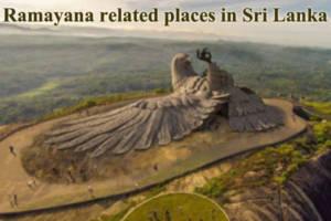 10 Ramayana Places In Sri Lanka