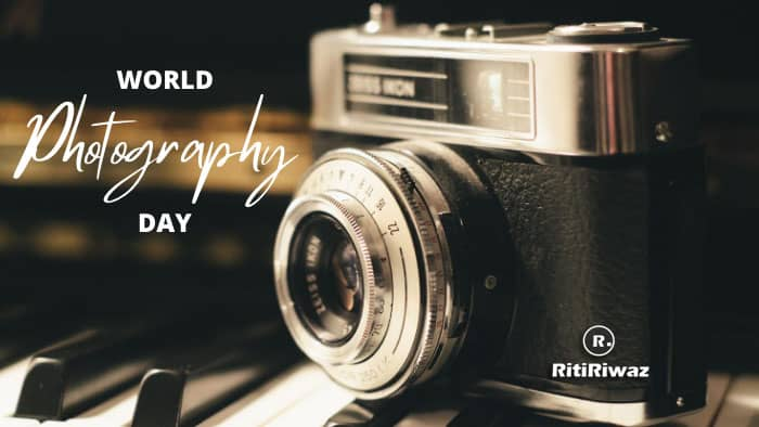 World Photography Day 2020