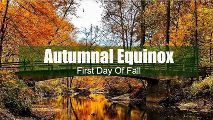 Autumnal Equinox: First Day Of Fall