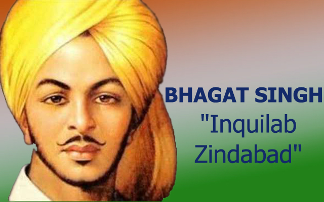 Top Inspiring Quotes By Bhagat Singh