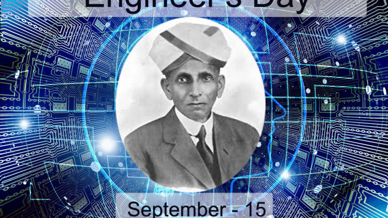 Engineers Day In India – 15 September