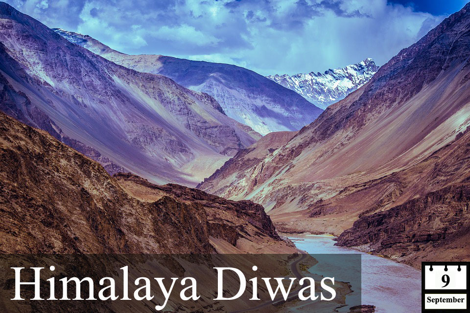 Himalaya Diwas – 9 September