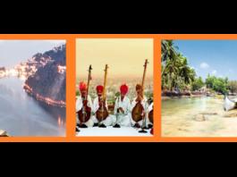 India in October