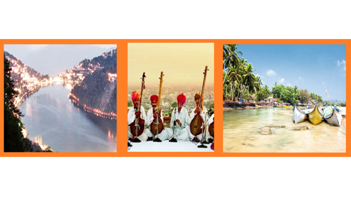 Best places to Visit India in the Month of October