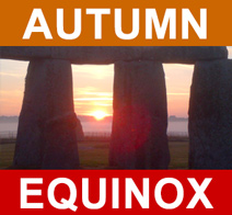 Autumnal Equinox at Stonehenge