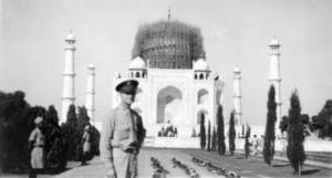 Taj Mahal During World War