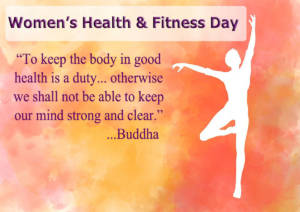 Womens Health And Fitness Day