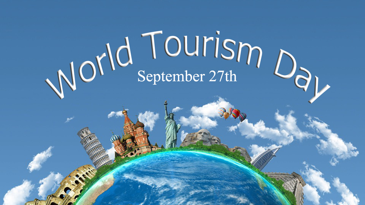 World Tourism Day – September 27