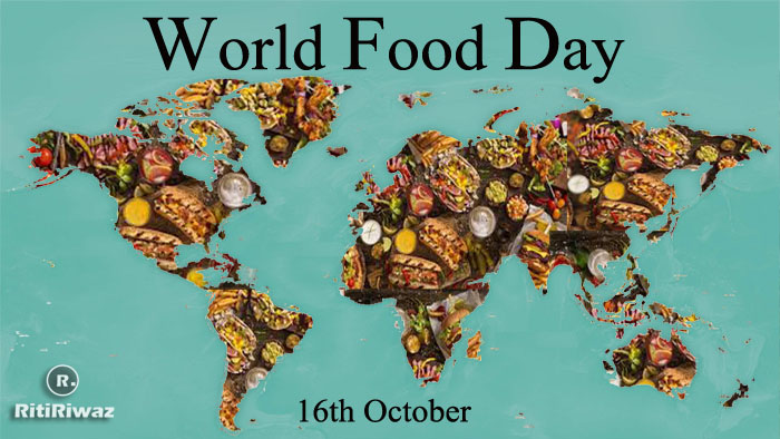 World Food Day – 16 October