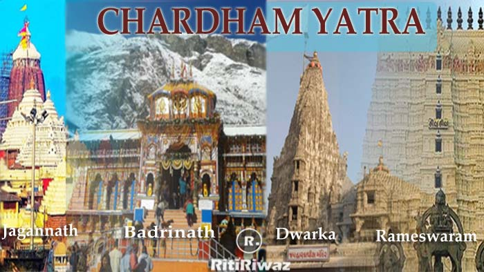 Char Dham – Four Major Pilgrimage Centers of Hinduism