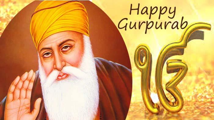 Happy Gurpurab