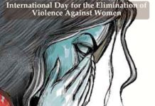 elimination of violence against women's day 2019