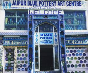 Jaipur Blue Pottery Art Center