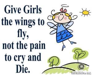 Save girl child
