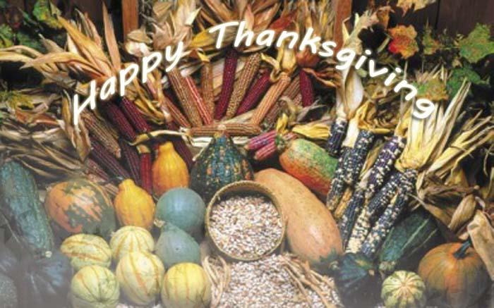 Thanksgiving Day – Harvest Festival