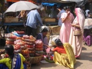 Bangle seller of Jharkhand