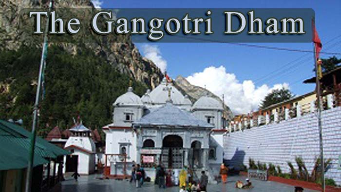 Gangotri Dham – The Origin Of River Ganges