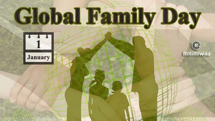 Global Family Day – January 1