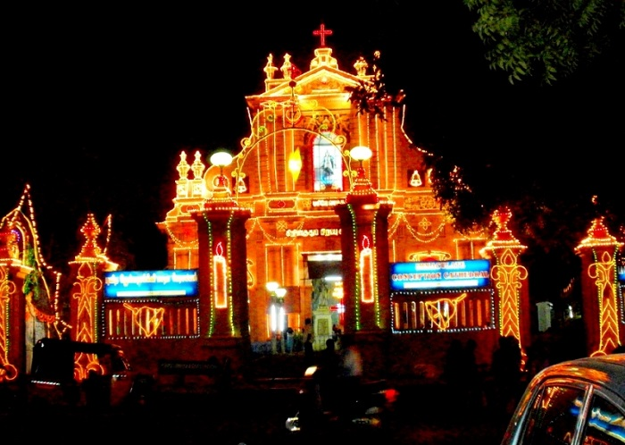 Puducherry christmas