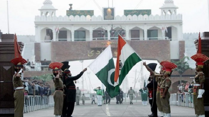 Wagah Border Flag Ceremony