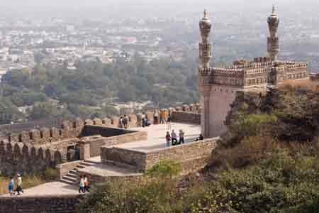 Bhismaknagar Fort