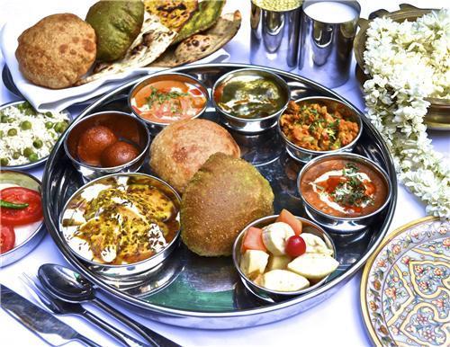 Chhattisgarh thali
