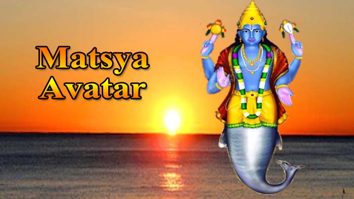 Matsya Avatar – The Fish