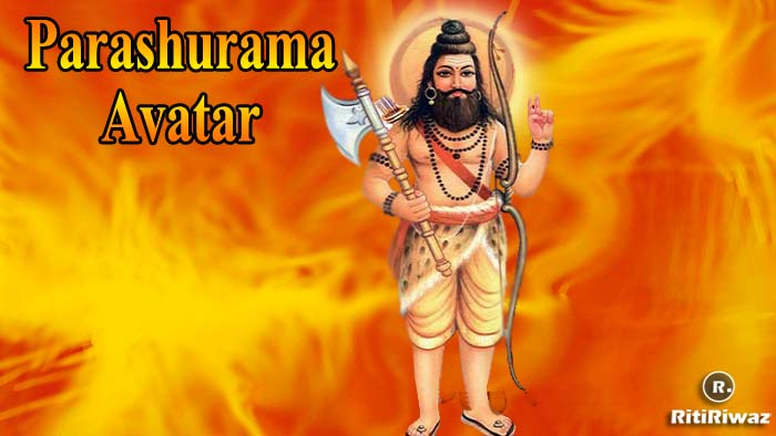 Parashurama Avatar – The Warrior With The Axe