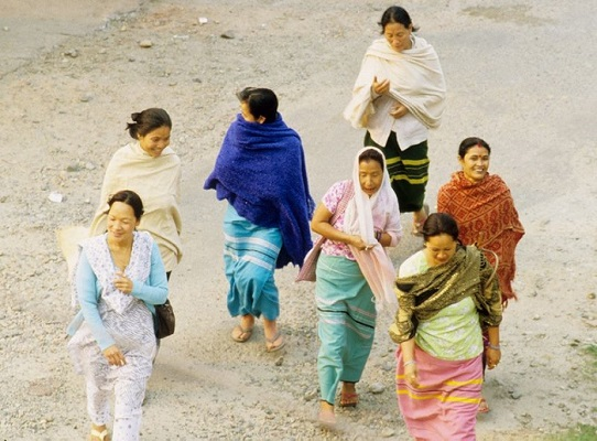 Women of Arunachal Pradesh