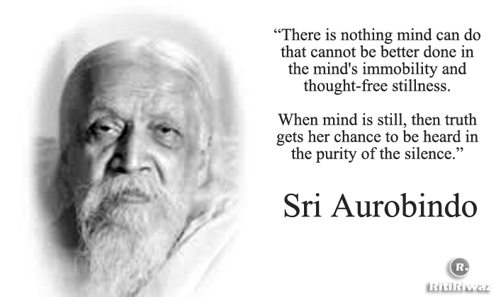 Aurobindo On partition Of India