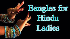 Hindu Ladies Bangles