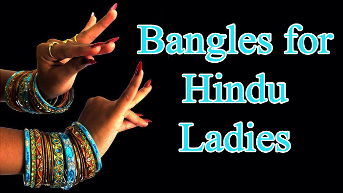 Significance of Bangles for Hindu Ladies