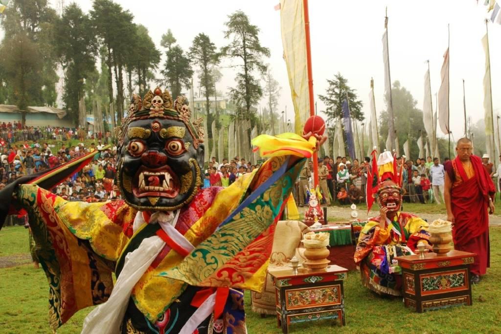 Bumchu Festival