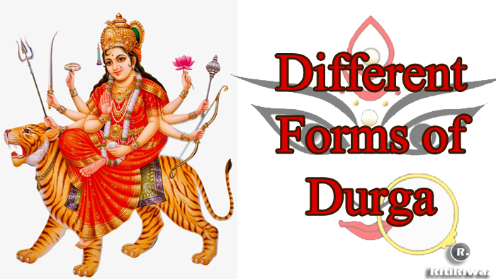 Navadurga | Different Forms of Durga