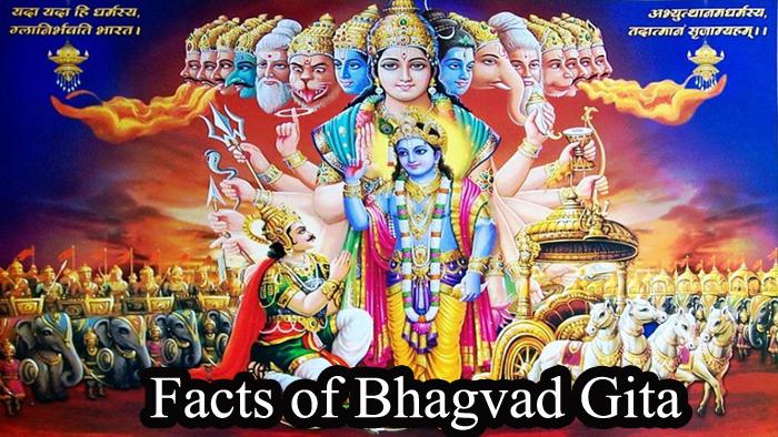 15 interesting facts about Srimad Bhagvad Gita