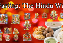 Fasting Hindu Way