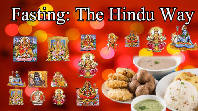Fasting Hindu Way