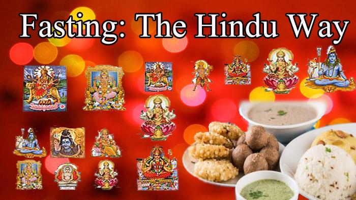 Fasting – The Hindu Way