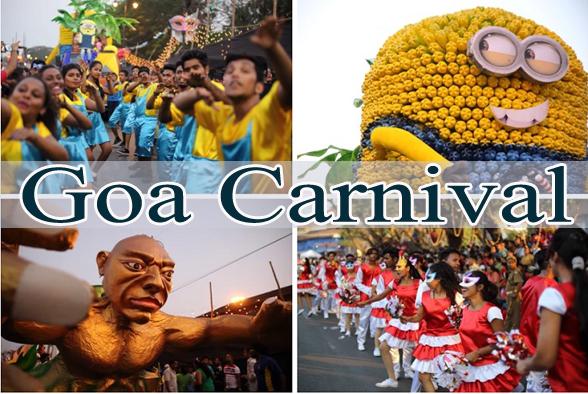 Goa Carnival 2020