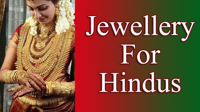 Hindu Jewellery