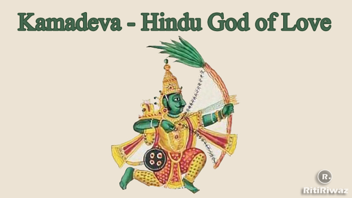 Kamadeva – Hindu God of Love