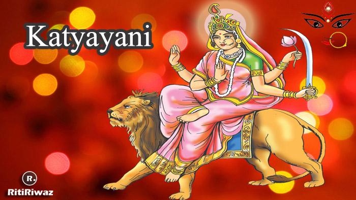 Katyayani | Navratri Day 6