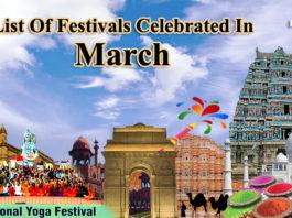 March Festival