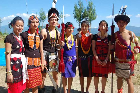 Nagaland Costume