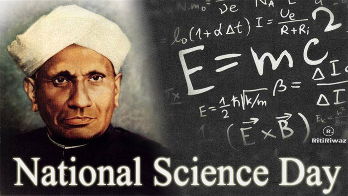 National Science Day – February 28