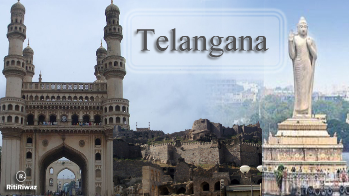Telangana – Youngest State In India