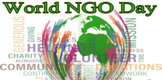 World NGO Day