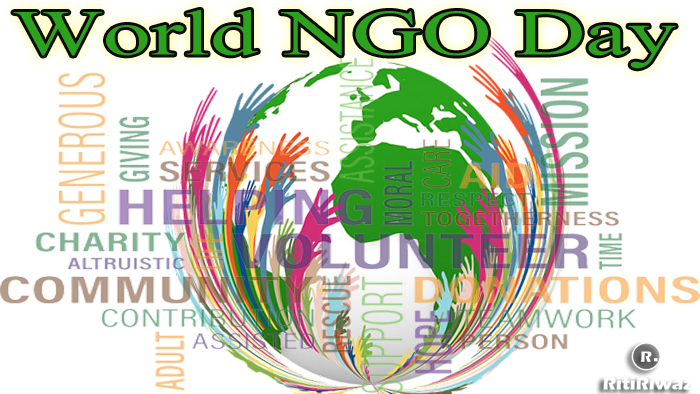 World NGO Day – February 27