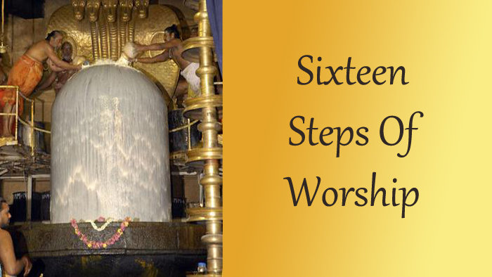 Sixteen Steps Of Worship
