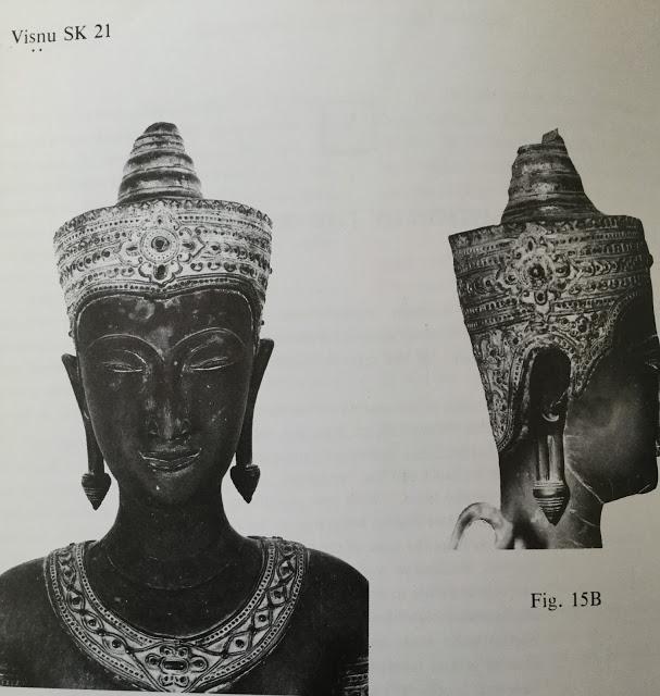 Vishnu's Ornaments